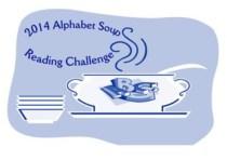 2014 Alphabet Reading Challenge