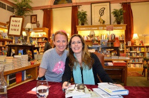 Booklady with Laurie Halse Anderson